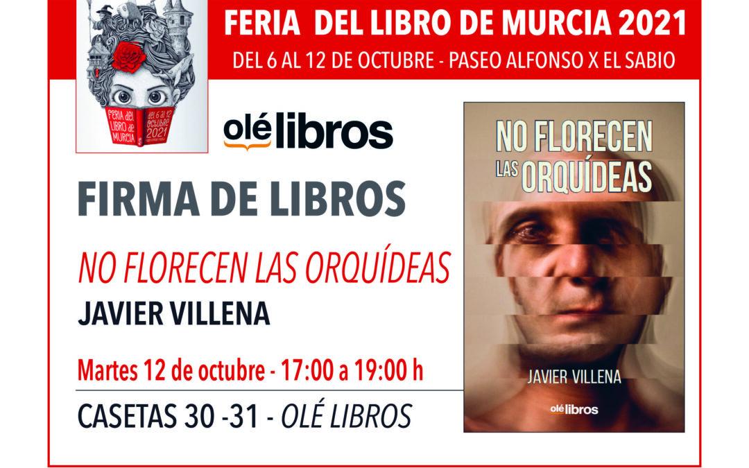 FERIA DEL LIBRO DE MURCIA /FIRMA DE LIBROS